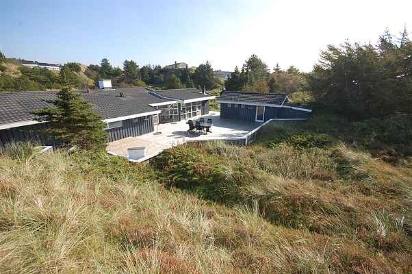 Sommerhus i Kryle Klit