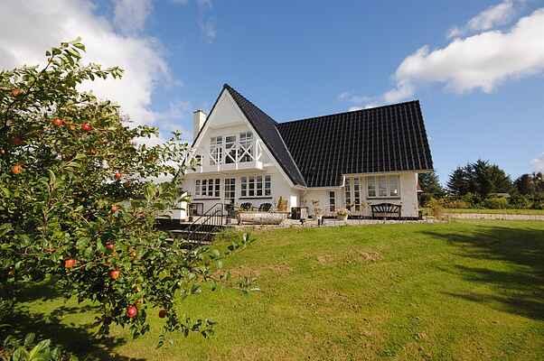 Sommerhus ved Ertebølle Strand