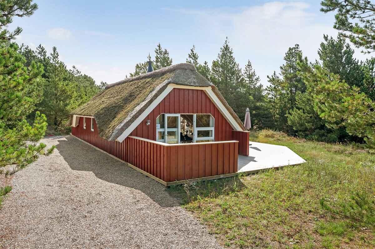 ferienhaus in kongsmark d nemark. Black Bedroom Furniture Sets. Home Design Ideas