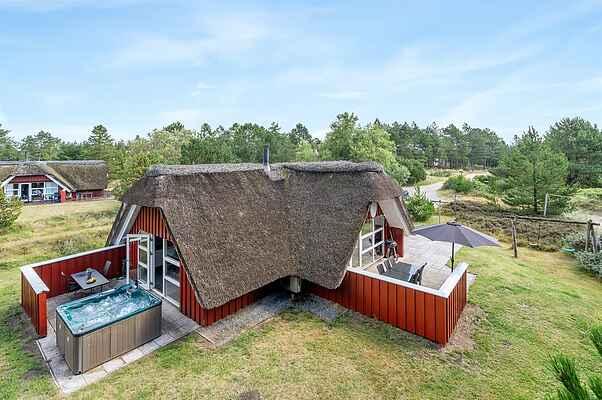 Sommerhus i Kongsmark