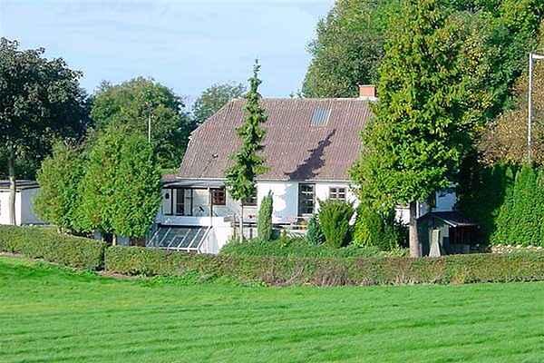Casa de vacaciones en Hennetved