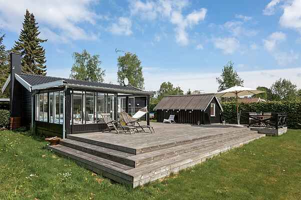 Sommerhus i Dronningmølle