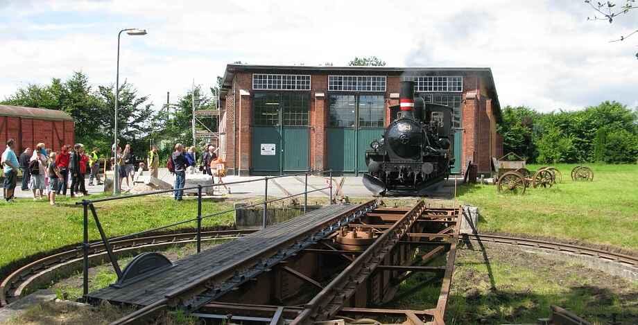 Djurslands Jernbanemuseum