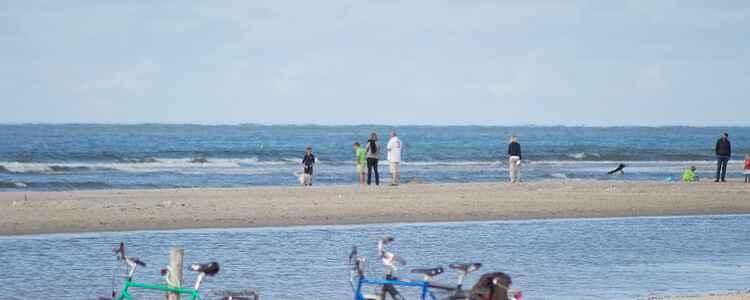 Strandene på Rømø