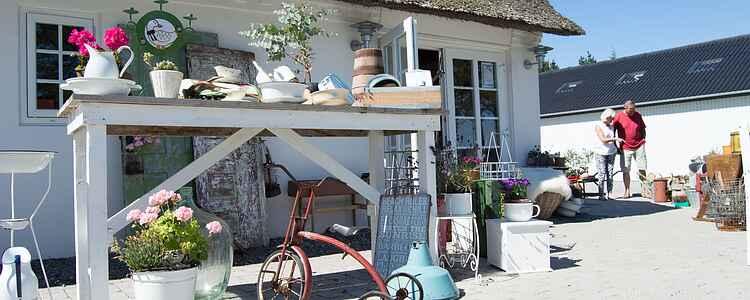Hattesgaard Cafe Antik & Genbrug