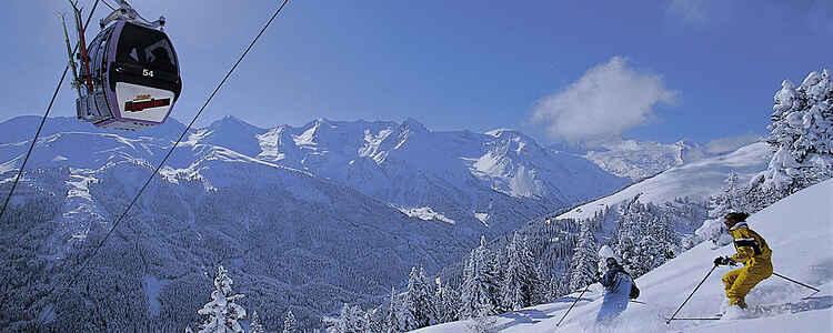 Østrig er danskernes favorit ski destination
