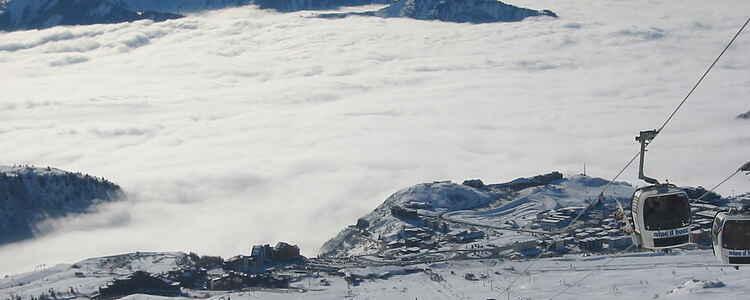 Frankrig er verdens mest populære ski destination