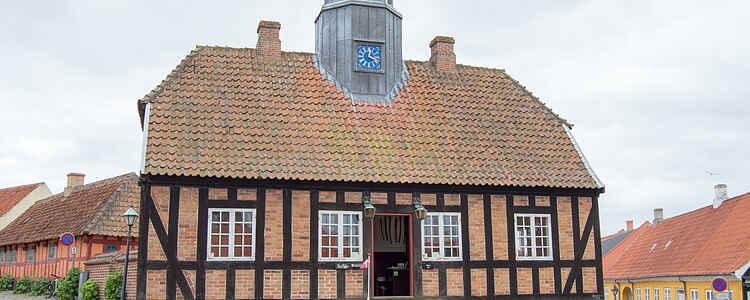 Ebeltofts gamla Rådhus