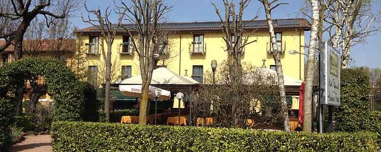 """Restaurant Vecchia Riva - italiensk køkken når det er """"buono"""""""