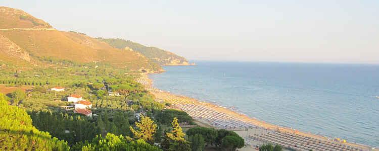 Oplev Terracina - en vidunderlig middelhavsperle fra Italiens storhedstid