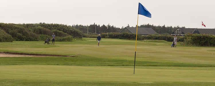 Holmsland Klit Golf: Golf på kanten af Vesterhavet