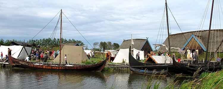 Tilbage til vikingetiden