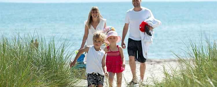 Nyd ferien i et feriecenter