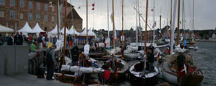 Kongelig Classic 1855: Sejlskibe og havnefest