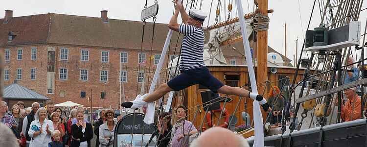 Danmarks 10 sjoveste havnefester