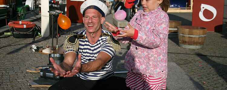 Top ten harbor festivals in Denmark