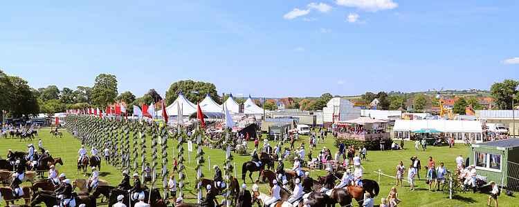 Ringriderfesten i Sønderborg
