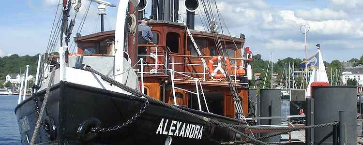 Dampskibet Alexandra