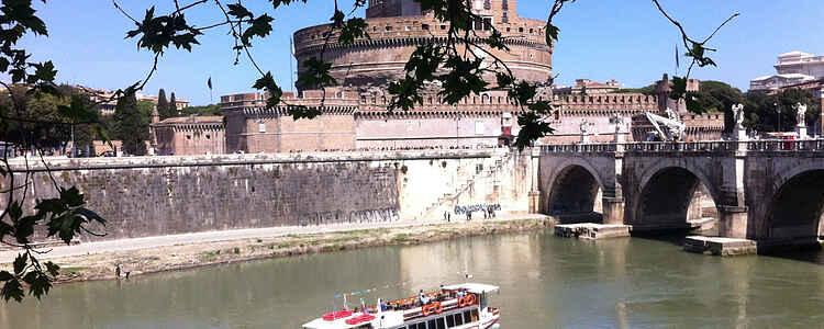 I Rom med barn