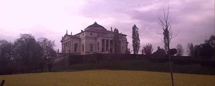 Palladios verdensarv venter i Vicenza