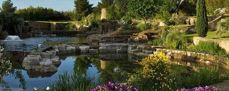 To enestående haver i Herault