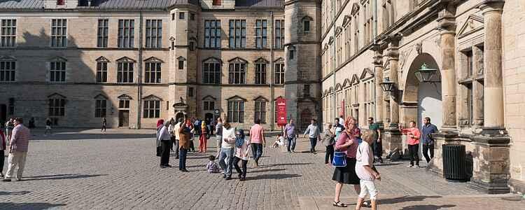 Verdensarven i Helsingør: Tag med til Kronborg Slot