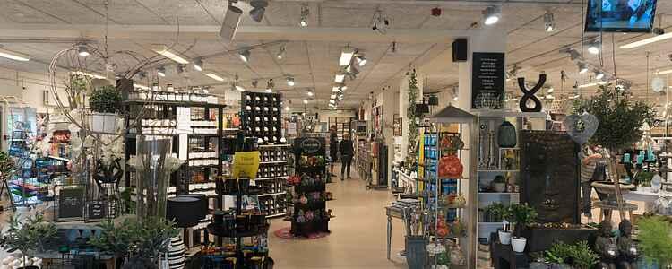 Hemtrevnad, värme och handgjorda ljus i Blåvands trevligaste butik