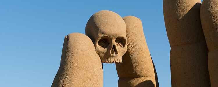 Sandskulpturfestivalen i Hundested