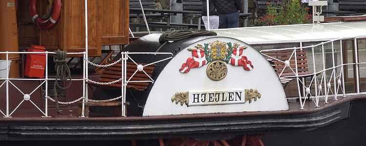Verdens ældste hjuldamper sejler på Silkeborgsøerne