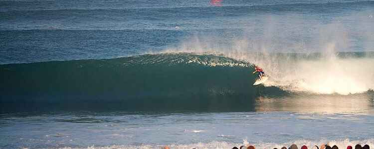 Surf's (almost) Up - The World's Top Surfers Are On Their Way!