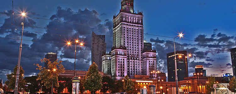 Plånboksvänliga Warszawa