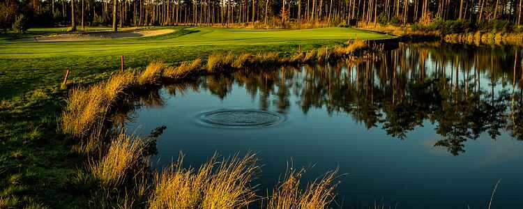 The largest golf paradise in Denmark