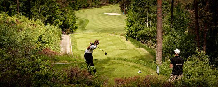 Danmarks største golfmekka ligger i Silkeborg
