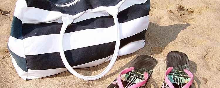 Must-haves in your beach bag