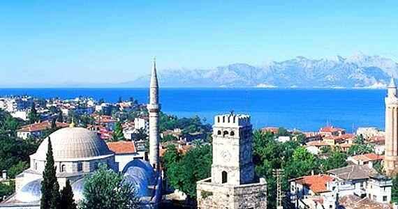 Les transports à Antalya