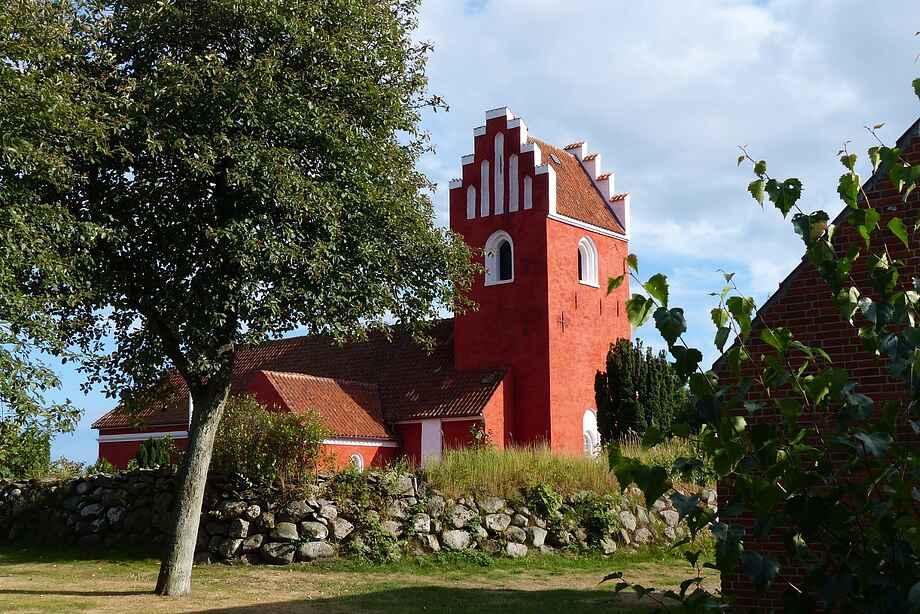 Vesterø Kirke Læsø
