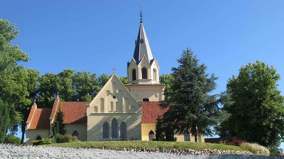 Tranekær Kirke Langeland