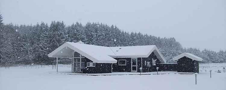 9 gode grunner til å ta på hytteferie om vinteren