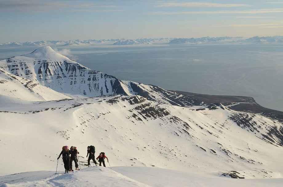 Svalbard oplevelser